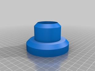 BFB to makerbot Spool adapter