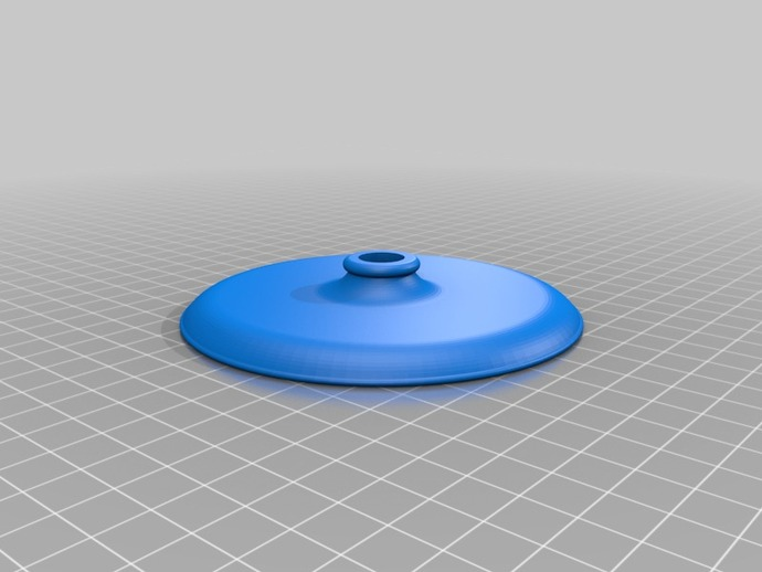 Snap Together Mini Lamp By Makerbot Thingiverse