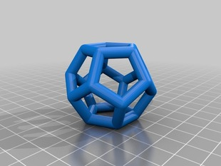 Platonic Solids for OpenScad - v0.5