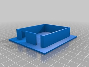 Thing-A-Day #1: Arduino + Shield Mounting Case