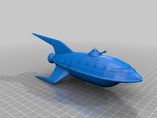 Planet Express (BIG!) for Replicator
