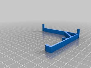 Valence hanger replacement