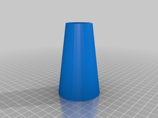 Skimmer Cone Adapter