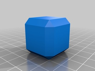 Dice and Weighted Dice for Dual Extruders