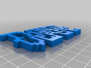 Thingiverse in 3Dtin