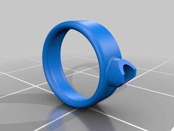 dyson air multiplier working scale models by drj thingiverse. Black Bedroom Furniture Sets. Home Design Ideas