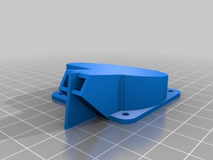 Ultimaker Fan Shroud V3