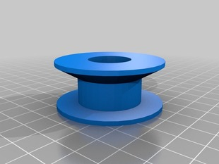 OpenSCAD Idler Pulley