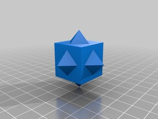 Platonic Solids for OpenScad - v0.2