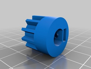 8mm drive gear/pully