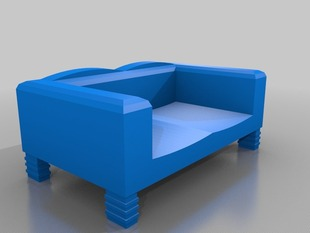 A very simple couch
