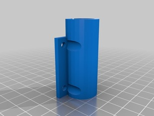 LM8UU adapters for aleph objects x-ends