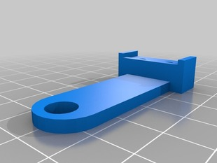 printrbot Z-end-stop holder