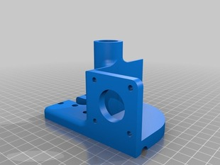 Bind-Reducing X Ends for MendelMax & Prusa and MendelMax.com precision leadscrews