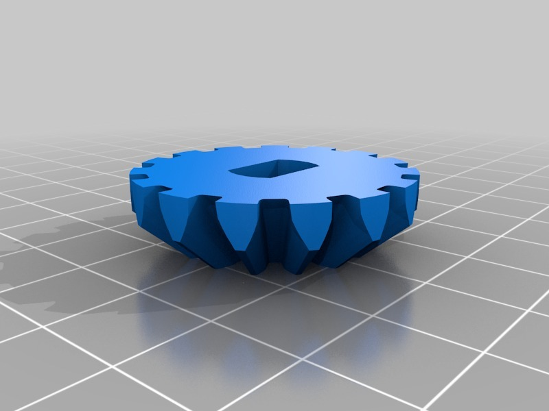 Functional Differential Gear System by Thing-O-Fun - Thingiverse