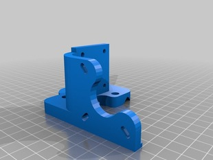 ACME lead screw Aleph Objects X-ends