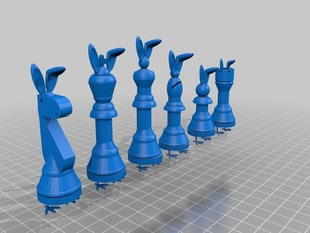easter #chess