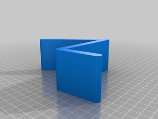 Parametric Book Stand Display