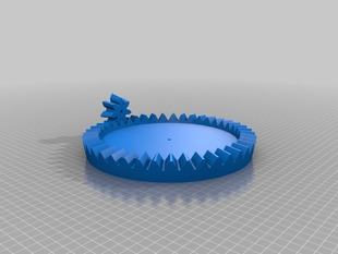 Parametric Involute  Bevel and Spur Gears