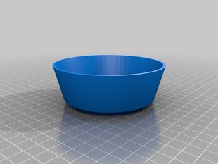 Sugar or salt bowl with lid