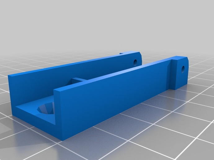 Image Of Exterior Storage Compartment Door Catch For Rv Thingiverse