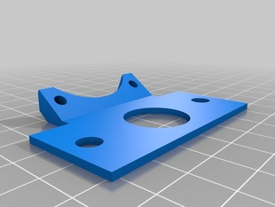 Printrbot Fan Mount