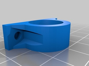 SDP bearing mount for Y-axis