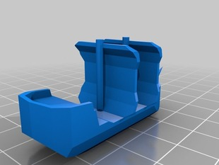 Small OpenSCAD ship
